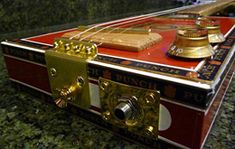 make your own cigar box guitar #DIY #Crafts