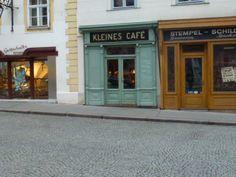 Kleines Cafe- Franziskanerplatz 1010 Wien