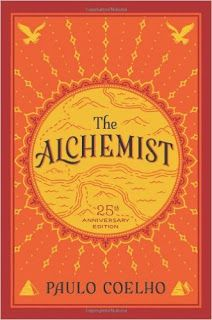 The Alchemist by Paulo Coelho. So our General Manager enjoyed this book so much he bought the whole dealership a copy. This is such an amazing book and a must read. Good Books, Books To Read, My Books, This Is A Book, The Book, Book Lists, Reading Lists, Reading Room, Alchemist Book