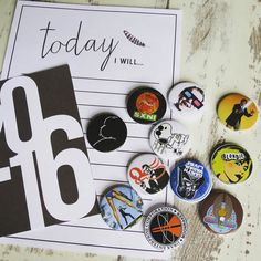Did you know we make loads of custom badges? Simply upload your own photos, designs or images & have them turned into button badges. Custom badges available on our website at