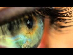 Music video shot entirely in the reflection of an eye. K-Conjog - Qwerty (official video) directed by Lettieri