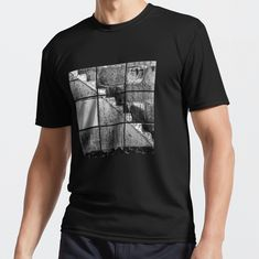 Beauty in geometric shapes, shadow and light. • Millions of unique designs by independent artists. Find your thing. Geometric Shapes, Amazing Photography, Chiffon Tops, Classic T Shirts, Canvas Prints, Artists, Unique, Mens Tops, Beauty