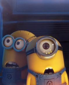 Despicable Me 2 Movie Bad Minion, Cute Minions, Minions Funny Images, Minions Quotes, Funny Minion, Funny Jokes, Happy Birthday Minions, Happy Minions, Minions Despicable Me