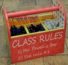 lol cute idea for teacher Christmas gift!!