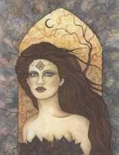 Brighid, Mother goddess of Ireland