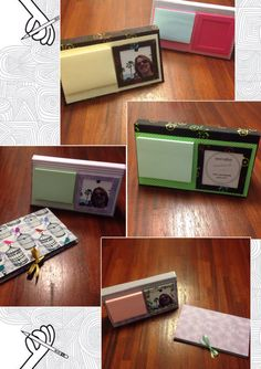 Message photo frame