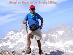 Miguel el Montañeru de Alta Montaña