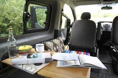 mobile camper van furniture! cosy