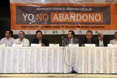 El Coordinador General de Educación Media Superior y Superior, Ciencia y Tecnología, Fausto Díaz Montes, señaló que durante los últimos cuatro años, el abandono escolar se redujo del 14.2% en 2013 ...
