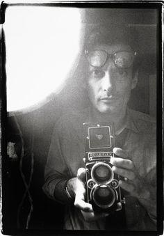 Richard Avedon, Self-Portrait, c. 1963