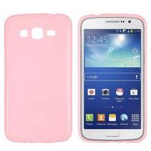 Funda Samsung Galaxy Grand 2 MiniGel Duos Rosa  € 4,99