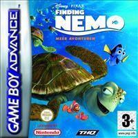 WANT!!!!!!!!!!!!!!!!!!!!!Disney/Pixar Finding Nemo: The Continuing Adventure (GBA), Altron