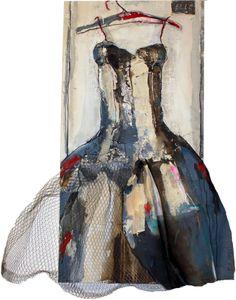 Isabelle de Joantho Robes Art Fibres Textiles, Textile Fiber Art, Textile Artists, Art Mannequin, Art Altéré, A Level Art Sketchbook, Art Du Collage, Art Et Illustration, Inspiration Art