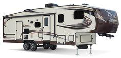 Jayco Eagle HT 29.5 bhds Double bunk bed