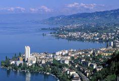 Montreux - et Vevey - Switzerland