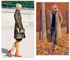 5 Leopard Print Coat, Dresses With Sleeves, Classy, Long Sleeve, Fashion, Moda, Sleeve Dresses, Chic, Long Dress Patterns