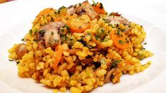 Fried Rice, Risotto, Fries, Ethnic Recipes, Youtube, Food, Super, Roast, Essen