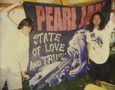 "Pearl Jam Eddie Vedder Grunge ""State of Love and Trust"" best song <3"