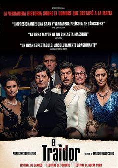 """""""EL TRAIDOR"""" un film de Marco Bellocchio"""