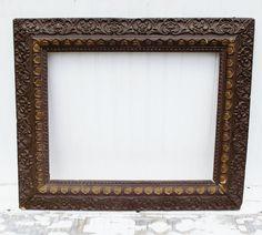 Vintage Wood Frame