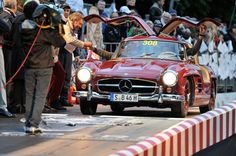 Mercedes-Benz 300 SL Coupé (W 198, 1954 to 1957).  Visit us at http://www.mccarthymercedes-benz.co.za/