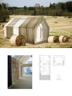 plywood house - designboom | architecture & design magazine
