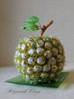 Gallery.ru / Фото #25 - Ягоды, фрукты из конфет - pinata-kr