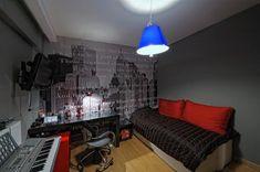 Modern-apartment-recording-studio
