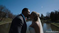 Seattle Seahawks defensive lineman, Jordan Hill's wedding video. #filmsbyj