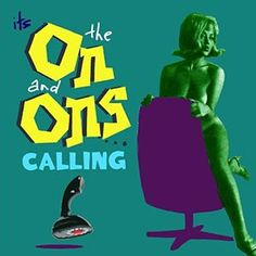 The on and ons - It's the On and Ons calling (@ https://open.spotify.com/album/1g0xNR2eKsZ55ELWPRDs60) - Citadel 2015 #ahorasonando