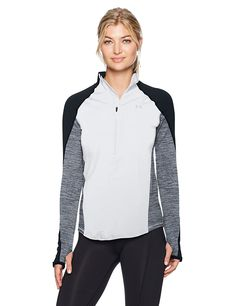 Buy Under Armour Women's ColdGear Armour Zip Under Armour Outfits, Workout Tops For Women, Body Heat, Program Design, Under Armour Women, Hooded Jacket, Zip, Image Link, Advertising
