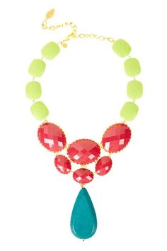 like this necklace....... cute.