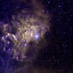 Astronomy Universe Photographic Print: A False-color Image of the Star AE Aurigae by Stocktrek Images : - Cosmos, Hubble Space Telescope, Space And Astronomy, Space Photos, Colour Images, Milky Way, Science And Nature, Ciel, Stars