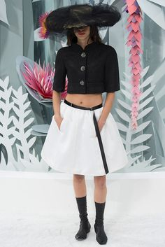 Chanel- Primavera Verano 2015 - Pasarela