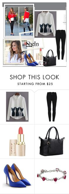 """""""SHEIN contest-PLEASE JOIN"""" by melisa-j ❤ liked on Polyvore featuring Giuseppe Zanotti and shein"""