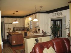 decorating your kitchen with black appliances | Decorating and Inexpensive Kitchen Upgrade Ideas-img_1402_1.jpg