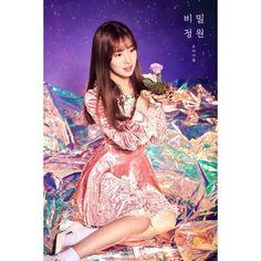 "18.5k Likes, 293 Comments - OHMYGIRL (오마이걸) (@wm_ohmygirl) on Instagram: ""OH MY GIRL 5th Mini Album [비밀정원] Coming Soon 2018.01.09 #OHMYGIRL #오마이걸 #OMG #아린 #Arin #비밀정원…"""