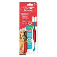 Sentry Petrodex Dental Kit for Dogs - http://www.thepuppy.org/sentry-petrodex-dental-kit-for-dogs/