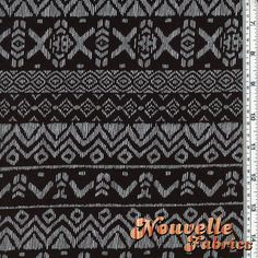 Ethnic Print Cotton Lycra Fabric