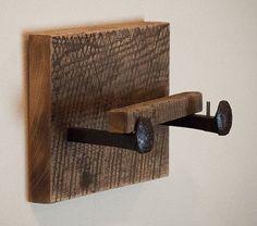Barn Wood Toilet Paper Holder rustic toilet by TumbleweedCabin