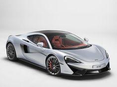 McLaren 570GT: Dieser Edelbrite kommt erstmals mit Gepäckabteil