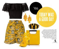 """A Good Day"" by quicherz on Polyvore featuring Étoile Isabel Marant, Philosophy di Lorenzo Serafini, Simon Miller, Privileged, Kate Spade and marigold"