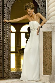 Alexia II Bridesmaid Collection - 914. More colors available.  Elaine's Wedding Center