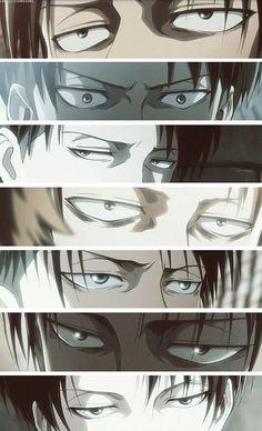 Heichou eyes overload.... | Levi | SNK