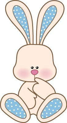 Clipart May Be  Easter Clipart Colors Clip Bunny Clipart Cute