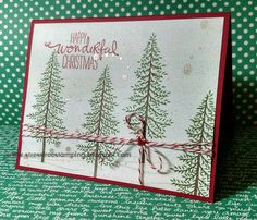 Stress-Free Stamping with Shana: The Stamp Review Crew Bonus Hop: Stampin' Up! Thoughtful Branches