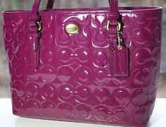 OH COACH! #Coach #Handbags, Priceless and one of my favorites! I Love this new style.