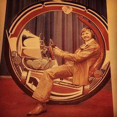 Gyro Joe, Brad Gerlach's dad back in 73.  His pop still has this beauty.