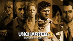 Uncharted 3 - Brown Tone by ~Dinnyforst on deviantART