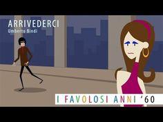 Umberto Bindi - Arrivederci - Best Italian Pop Bindi, Family Guy, Popular, Guys, Music, Fictional Characters, Musica, Musik, Popular Pins